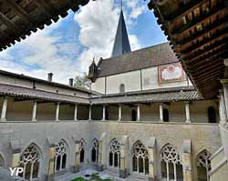 Abbaye d'Ambronay