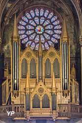 Église Saint-Bruno - orgue (Muriel Groz)