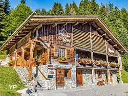 Le Hameau des Alpes (J. Mugniery)