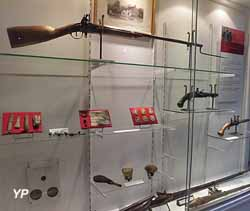 Armes authentiques du 18e siècle