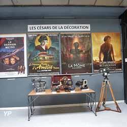 Musée du Cinéma et de la Photographie Jean Delannoy (Association des Amis du Cinéaste Jean Delannoy)