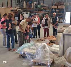 Archeomed - Plateforme de mutualisation du Pôle Culture & Patrimoines (Archeomed)