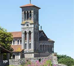 Eglise Notre-Dame (office de tourisme du Vignoble de Nantes)
