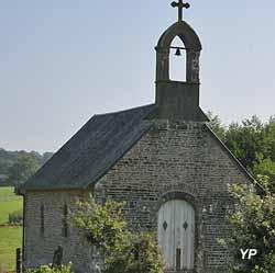 Chapelle de Courbefosse (Association Mémoire & Patrimoine)