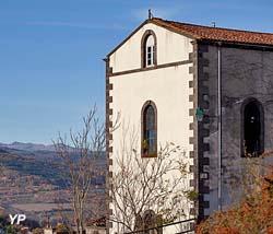 Chapelle aménagée en habitation (Chantal Moulin)