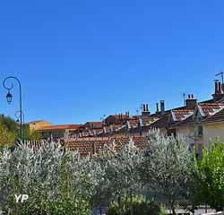Quartier des Bormettes (Office de tourisme intercommunal_La Londe)