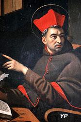 Saint Bonaventure (attribué à Jean Francois) (Ville de Nyons)