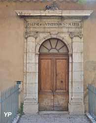 Couvent de la Visitation (VAH-Ville de Grasse)