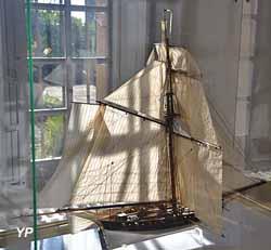 Musée de la Marine - mémorial Amiral de Grasse (VAH-Ville de Grasse)
