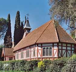 Chapelle Victoria - Église Réformée de France (VAH-Ville de Grasse)