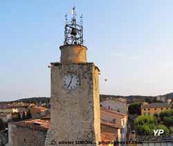 Vieille ville de Lorgues (Yalta Production)