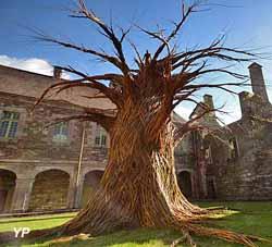 L'arbre à voeux de Trevor Leat 2019