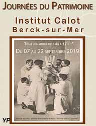 Institut Calot (Ville de Berck-sur-Mer)