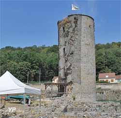 Château de Montagu (Association Historique de Marcoussis)