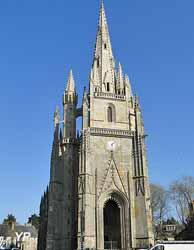 Basilique Notre-Dame-de-Paradis (Association Hennebont-Patrimoine)