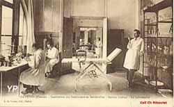 Sanatorium de Sainte-Feyre (MGEN)
