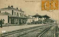Gare d'Epinac