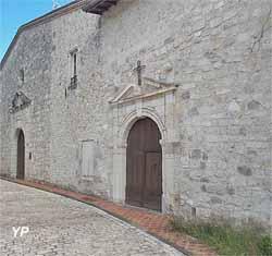 Chapelle et cloître des Cordeliers (Office de tourisme des Coteaux et Landes de Gascogne)