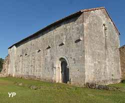 Église Grandmontaine de Rauzet (Kate Douglas)