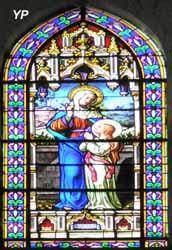 Église Notre Dame de l'Immaculée Conception (association du Patrimoine et des Sites de Mayet)