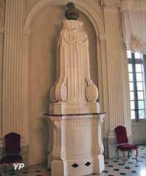 Salle du Synode