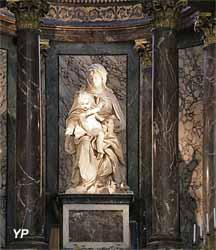 Vierge à l'enfant (César Bagard)