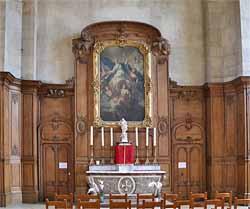 Chapelle de la Congrégation