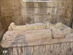 Monument funéraire d'Antoine de Vaudémont et de Marie d'Harcourt