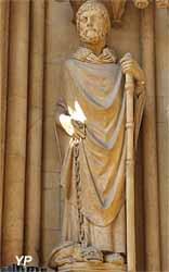 Portail de la Vierge (13e siècle)