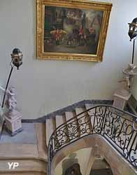 Hôtel abbatial - Espace Muséal (Yalta Production)