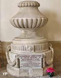 Cénotaphe du roi Stanislas Leszczynski