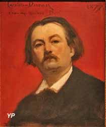 Portrait de Gustave Doré (Carolus-Duran, 1877)