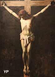Le Christ en croix (Jean-Jacques Henner)