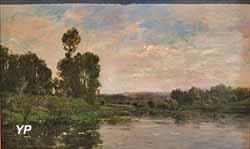 Paysage (Charles Daubigny, 1875)