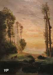 Le Soleil bois la rosée (Antoine Chaintreuil, 1866)