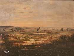 Le Marais (Théodore Rousseau)