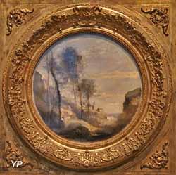 Fraîcheur du matin (Jean-Baptiste Corot)