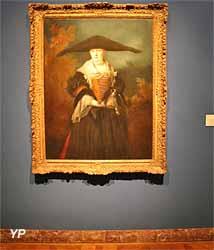 La Belle strasbourgeoise (Nicolas de Largillière, 1703)