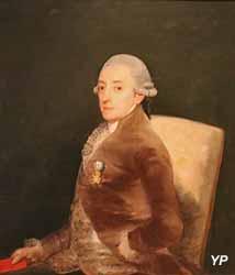 Portrait de Don Bernardo de Iriarte (Francisco Goya)