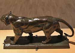 Tigre marchant (Antoine-Louis Barye)