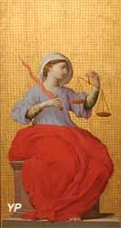 La Justice (Eustache Le Sueur, 1650)