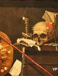Vanité (Sébastien Bonnecroy, 1641)
