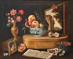 Les Cinq Sens (Jacques Linard, 1638)