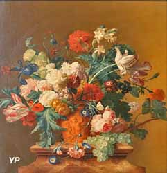 Bouquet de fleurs (Jan van Huysum)