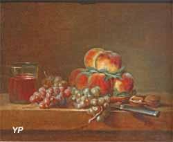 Nature morte (Jean-Baptiste Siméon Chardin, 1756)