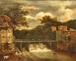 Les Deux moulins (Jacob van Ruisdael)