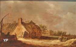 Paysage avec maisons (Jan van Goyen)