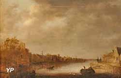 Vue d'Utrecht (Aelbert Jacobsz Cuyp)