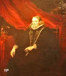 Portrait présumé de Luigia Cattaneo-Gentile (Antoon van Dick)