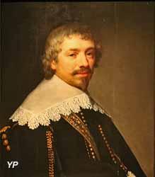 Portrait d'homme (Jan Antonisz van Ravesteyn)